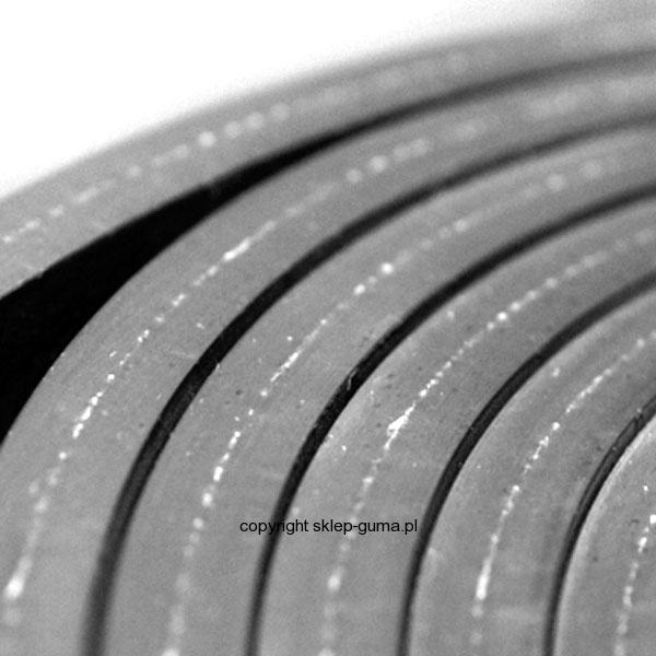 Wszystkie nowe Płyta olejoodporna x mm (z przekładką tkaninową) - Płyty gumowe ZZ17